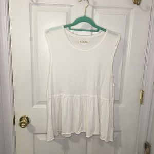 2 for $20✨ Free People White Top